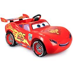 FEBER-Disney-Cars-2-800007110---Macchinina-Elettrica-Lightning-McQueen,-colore-rosso