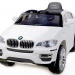BMW X6 BIANCA