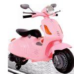 Bakaji Moto Elettrica per bambine 6V