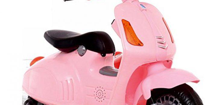 Moto Elettrica per bambini Vespina 6V