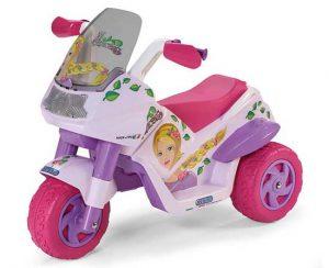 Peg Perego Raider Princess moto a Tre Ruote