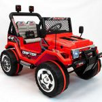 Jeep per bambini 2 posti full optional 12