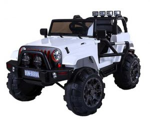 jeep per bambini con telecomando