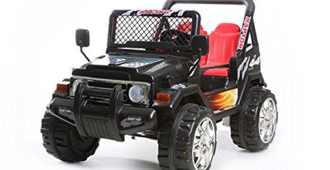 jeep per bimbi 12v e telecomando